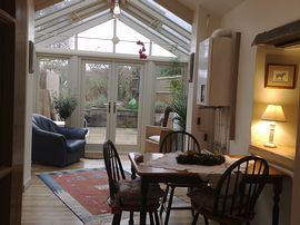 Conservatory/ dining