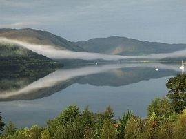 Loch Sunart Morning Mist