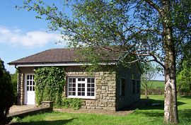 Main view of Locka Old Hall Cottage
