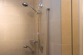 Bathroom (Shower and hand held shower)
