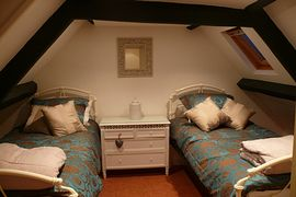 Candlemas Cottage Twin Room