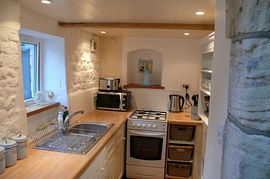 Candlemas Cottage Kitchen