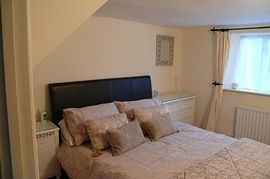 Candlemas Cottage Master Bedroom
