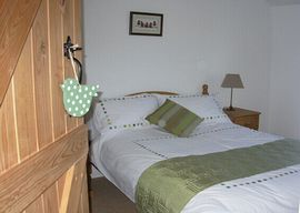Double Bedroom in Barn Cottage
