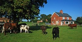 Bainvalley Cottages, Lincolnshire Wolds