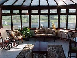 lovely large conservatory