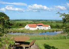 Superb self catering accommodation at Greetham Retreat holiday cottages