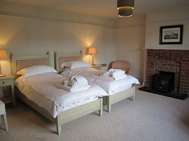 The Quorn Bedroom at Garden Cottage