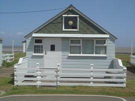 Dunster Beach Chalet - Seafront