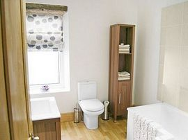 Modern quality bathroom suite