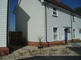 Marsh View Cottage - a perfect blend of seaside and countryside